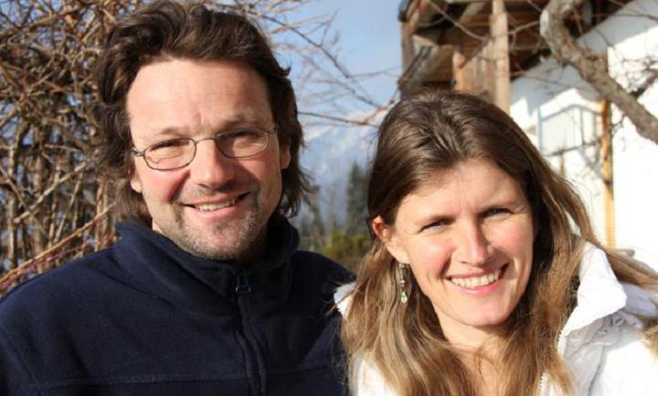 Annette und Eduard Wallner