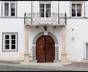 Einfühlung mit Hans Gerber auf Schloss Unterloibl 22. – 24. Juni 2018